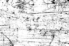 Old Grunge Weathered Black And White Texture royalty free stock images