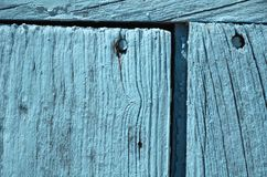 Old grunge weathered door woodden texture Royalty Free Stock Photography
