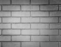 Old grunge white brick wall royalty free stock images