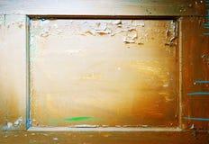 Old grunge wood background Stock Image