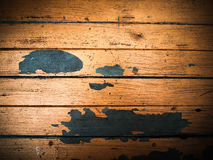 Old Grunge Wood Panel Royalty Free Stock Photography