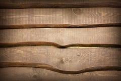 Old grunge wood panels Royalty Free Stock Images