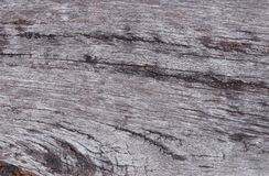 Old grunge wood panels for background texture.  Stock Photo