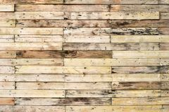 Old grunge wood panels Stock Photography