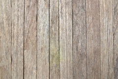 Old, grunge wood panels used as background Royalty Free Stock Photos