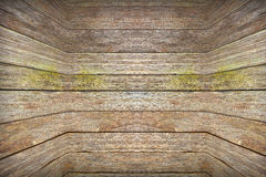 Grunge wood panels used as background Stock Photo