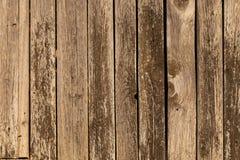 Old, grunge wood panels Royalty Free Stock Photos