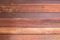 Old, grunge wood panels used as background Royalty Free Stock Photography