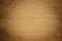 Old, grunge wood panels used as background. Brown wood texture. Stock Photo