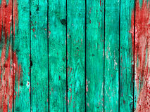 Old, grunge wood panels used background Royalty Free Stock Photos