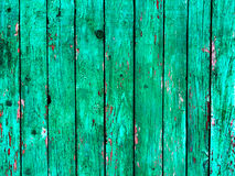 Old, grunge wood panels used  background Royalty Free Stock Images