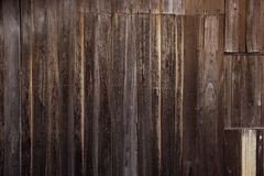 Old grunge wood pattern Royalty Free Stock Photo