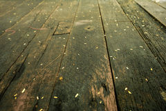 Old grunge Wood Texture use for background Royalty Free Stock Images