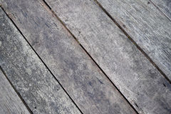 Old grunge wood wall texture panels used as background Royalty Free Stock Photo