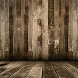 Old grunge wooden background Royalty Free Stock Photos