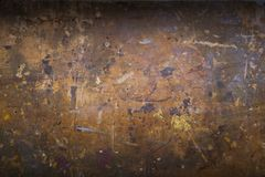 Wooden background. The old grunge wooden background Stock Images