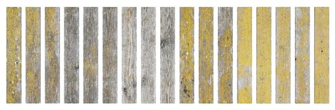 Old grunge wooden planks Royalty Free Stock Photo