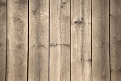 Old grunge wooden wall used as background Stock Photo