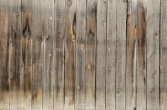 Old, grunge wooden wall used as background Stock Photography