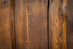Old, grunge wooden wall used as background Royalty Free Stock Photography