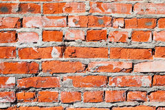 Old grungy brick texture Stock Images