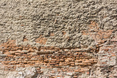 Old Grungy Brick Texture Royalty Free Stock Photography