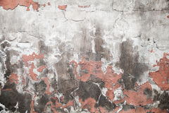 Old grungy concrete wall texture Royalty Free Stock Photo