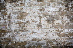 Old grungy crack wall textured Stock Photo