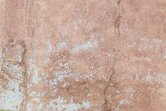 Old grungy crack wall textured background Stock Images