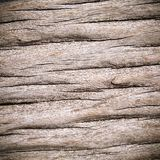 Old grungy cracked wood texture Stock Image