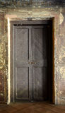Old grungy door Royalty Free Stock Images