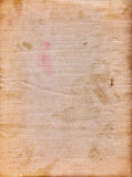 Old Grungy Fabric Background With Stains Royalty Free Stock Photos