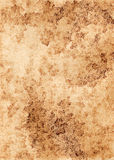 Old grungy paper texture Royalty Free Stock Photo