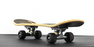 Old grungy skateboard Stock Photo
