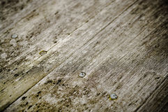 Old grungy wood background texture Stock Photos