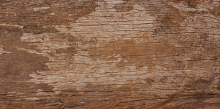 Old and grungy wood plank for background Royalty Free Stock Photo