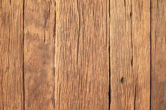 Old and grungy wood plank for background Stock Images