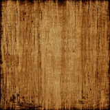 Old grungy wooden abstract background. Digitally generated image Stock Photography