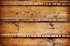 Old grungy wooden planks. Stock Photos