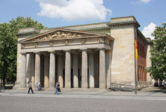 Old guardhouse, Berlin, Germany Stock Photography