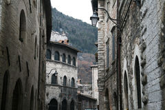 Old gubbio Stock Images