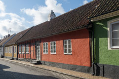 The old guesthouse, Simrishamn Stock Photography