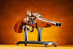 Old gun Royalty Free Stock Images