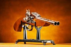 Old gun Royalty Free Stock Images