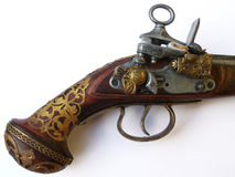 Old gun Royalty Free Stock Image