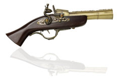 Old gun Royalty Free Stock Photo