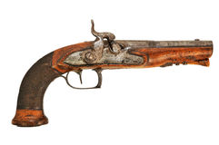 Old gun two Royalty Free Stock Photos