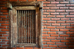 Old gungy wall with window,  Texture background. Old gungy wall with window, Texture background Royalty Free Stock Photography
