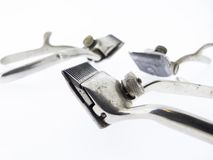 old hair clippers  Royalty Free Stock Image