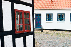 Old half timbered house Royalty Free Stock Photography